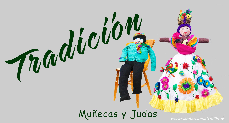 Muñecas y Judas